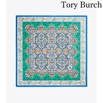 ★Tory Burch★ スカーフ GRAND VOYAGE DOUBLE-FACED