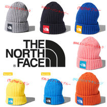【THE NORTH FACE】国内発☆カプッチョリッド ニット帽(キッズ)