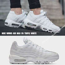 NIKE★WMNS AIR MAX 95★TRIPLE WHITE★兼用
