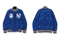 A BATHING APENEW YORK YANKEES ABC CAMA JACKET
