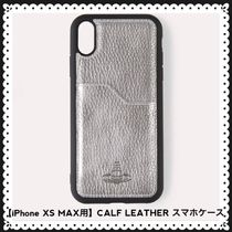 【iPhone XS MAX用】Vivienne Westwood★ポケット付き ケース