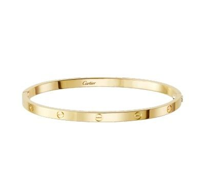 Cartier ブレスレット 【国内発送/すぐ届く】Cartier LOVE BRACELET SM ブレスレット(2)
