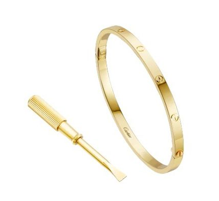 Cartier ブレスレット 【国内発送/すぐ届く】Cartier LOVE BRACELET SM ブレスレット(3)