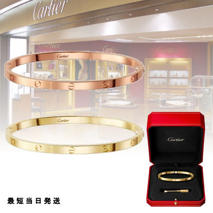 Cartier ブレスレット 【国内発送/すぐ届く】Cartier LOVE BRACELET SM ブレスレット