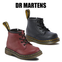 【DR MARTENS】キッズ/ベビー INFANT LEATHER ANKLE ブーツ