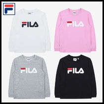 【FILA】KIDS★UNO LONG SLEEVE T-SHIRTS★日本未入荷