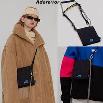 ADERERROR★韓国人気ブランドUNISEX AE chain mini bag