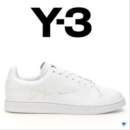 Y-3 スニーカー 【Y-3 】yohji court sneakers