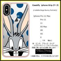 Casetify iphone Grip case♪colette Bugs Bunny Portrait♪