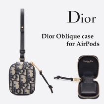 [UK発]☆Dior☆Dior Oblique case for AirPods