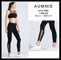 【AUMNIE】☆人気急上昇☆ MUSE ANKLE CROPS ヨガパンツ