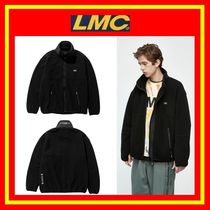 [ LMC ]   LMC S-BOX FLEECE JACKET  / 男女兼用 / 追跡付