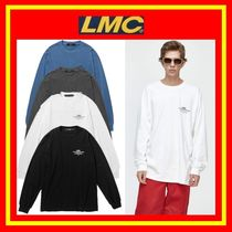 [ LMC ]  LMC INFLUENCER LONG SLV TEE (全4色)/男女兼用/追跡付