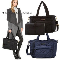 MARC JACOBS(マークジェイコブス) マザーズバッグ 【セール!】MARC JACOBS * QUILTED NYLON BABYBAG