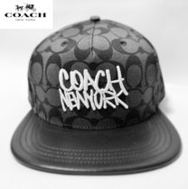 【COACH】日本Sold Out正規アウトレット・メンズ帽子