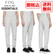 関税・送料込 Essentials FEAR OF GOD Fleece Lounge パンツ