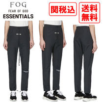 関税・送料込 Essentials FEAR OF GOD Canvas Lounge パンツ