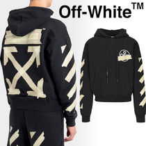 [OFF-WHITE] オフホワイト Tape Arrows Over Hoodie パーカー