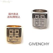 GIVENCHY GOLD&SILVER RING◆送料/関税込み◆国内7発送◆