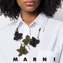 【MARNI】FLOWER NECKLACE