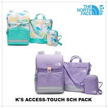 [THE NORTH FACE] K'S ACCESS-TOUCH SCH PACK キッズ リュック