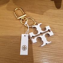 2020 NEW♪ Tory Burch ◆ RESIN LOGO KEY FOB