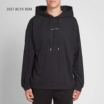 1017 ALYX 9SM / アリクス Visual Hooded Tee ロゴフーディー