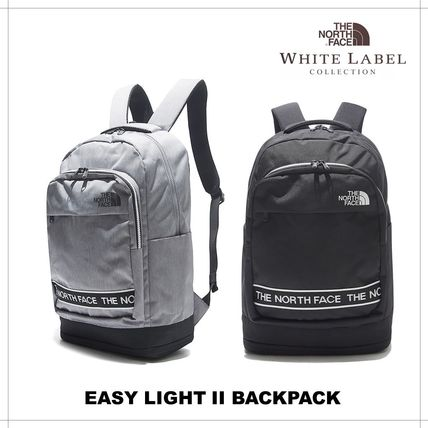 THE NORTH FACE バックパック・リュック [THE NORTH FACE] EASY LIGHTII BACKPACK バックパック WT LABEL