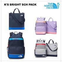 [THE NORTH FACE] K'S BRIGHT SCH PACK