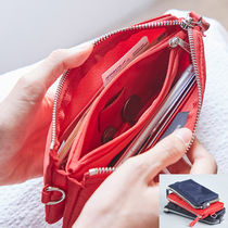 ithinkso(アイシンクソー) トラベルポーチ 実用的で使いやすいお財布ポーチ♪ithinkso■Wallet Pouch
