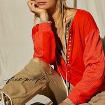 freepeople ☆ We The Free Back At It Henley