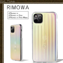 RIMOWA◆iPhone 11/11 Pro/11 Pro Max 用イリディセントケース