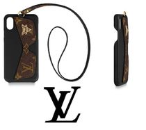 Louise vuitton IPHONEケース X & XSシェード
