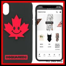 【DSQUARED2】Canadiana iPhone X ケース