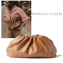 ∞∞ BOTTEGA VENETA ∞∞ The Pouch large gathered クラッチ☆