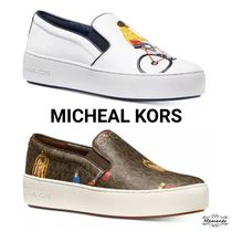 大人気!Michael Kors☆Trent Slip-On Sneakers