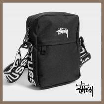 [STUSSY]♦Stock Pocket Logoバック