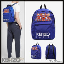 【KENZO】ケンゾー タイガー EMBROIDERED バックパック