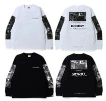 A BATHING APE★GHOST L/S TEE ロンT 送料関税込み
