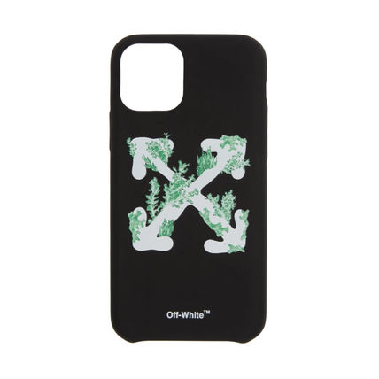 Off-White スマホケース・テックアクセサリー 【関税・送料込】Off-White Corals iPhone 11 Pro ケース