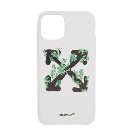 Off-White スマホケース・テックアクセサリー 【関税・送料込】Off-White Corals iPhone 11 Pro ケース(2)