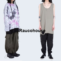 RAUCO HOUSE   DEVELOP WASHING SLEEVELESS