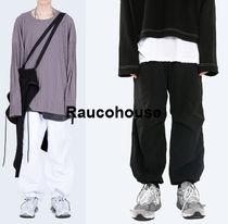 RAUCO HOUSE N6 POCKET STRING PANTS