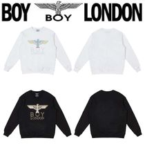 BOY LONDON★MASH LOGO GRAFFITI トレーナー B01MT1115U