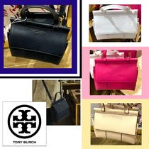 Tory Burch☆BLOCK-T MINI SATCHEL 2WAY/送・税込