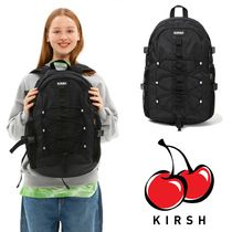 20SS 新作★KIRSH POCKET★ STRING BACKPACK JS /BLACK
