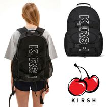 20SS 新作★KIRSH POCKET★ SPORTS BACKPACK JS /BLACK