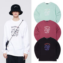 ★A PIECE OF CAKE★韓国 カットソー SCC Longsleeve【全4色】