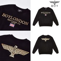 BOY LONDON正規品★SERIF BOY BASIC SWEATSHIRT - B01MT1203U