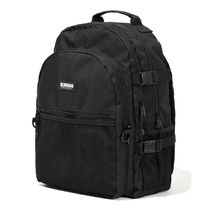 [ KIRSH ] KIRSH POCKET STORAGE BACKPACK JS (Black)